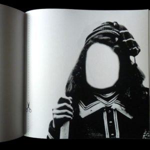 """Aux visages disparus</br><span style=""""font-size:14px;"""">de Cyprienne Kemp</span>"""