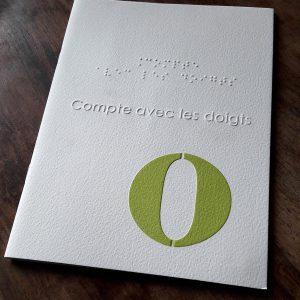"""Compte avec les doigts</br><span style=""""font-size:14px;"""">de Cyprienne Kemp</span>"""