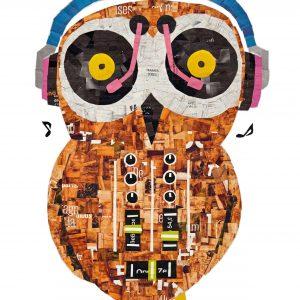 """Les oiseaux musiciens</br><span style=""""font-size:14px;"""">de Motomitsu Maehara</span>"""