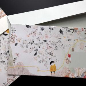Lot de 10 enveloppes